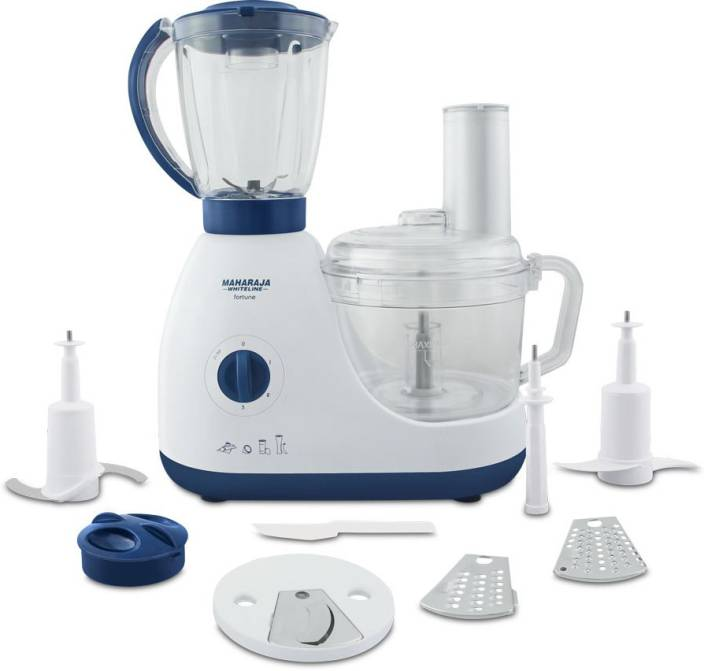 Maharaja Whiteline Fortune FP - 102 600 W Food Processor