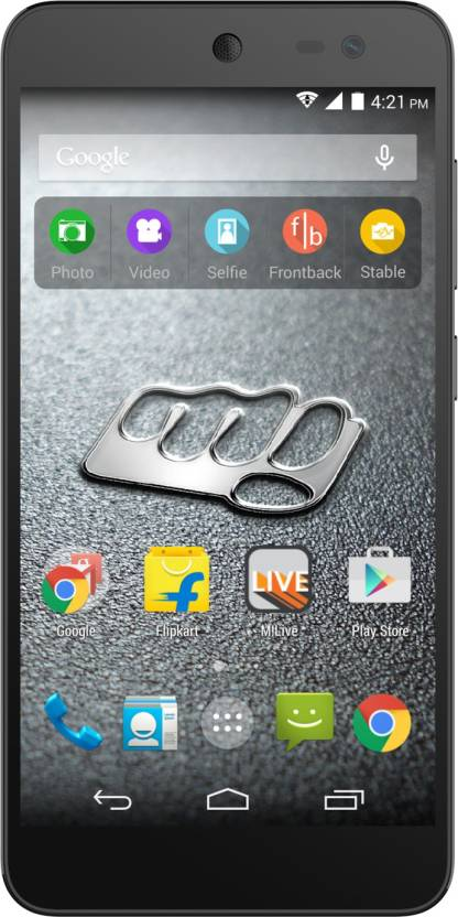 Micromax Canvas Xpress 2 Memory 8GB RAM 1GB With 13MP Camera