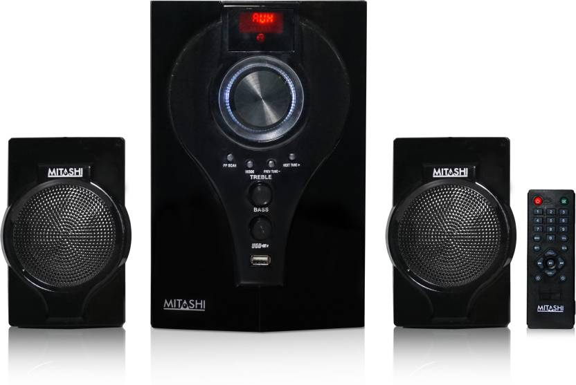 Mitashi HT 2430 50 W Home Audio Bluetooth  Speaker