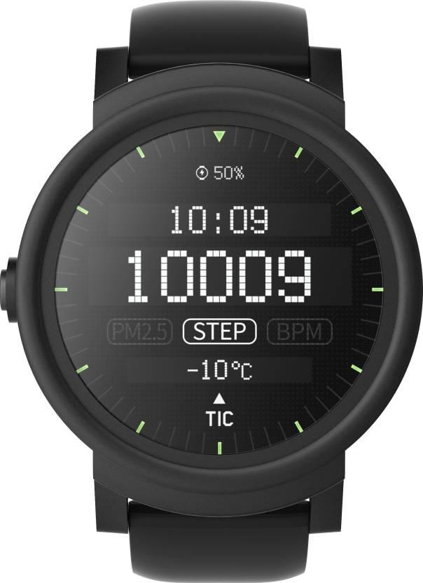 Mobvoi Ticwatch Express Shadow Smartwatch