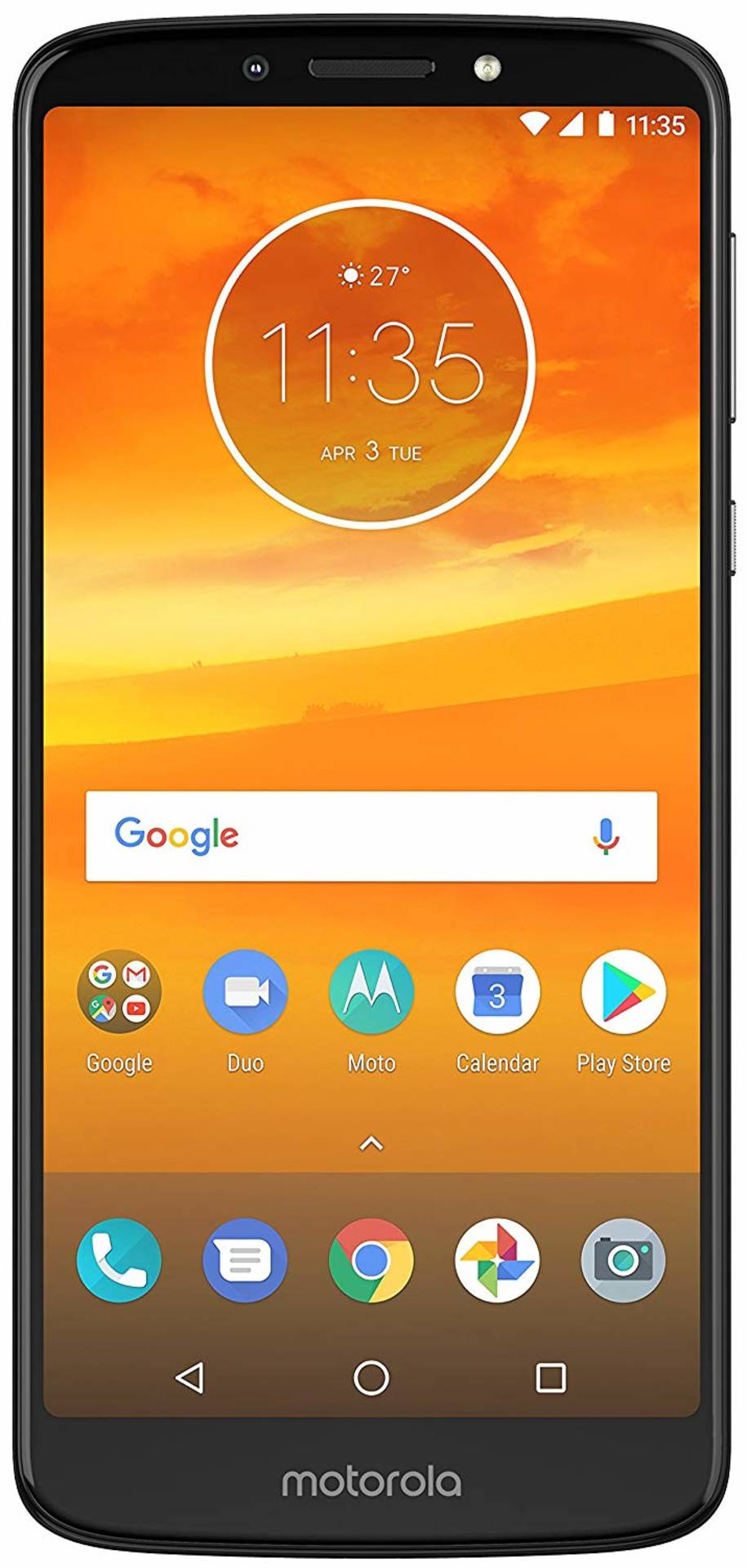 Moto E5 Plus 32 GB 5000 mAh battery Water Repellent Snapdragon 430