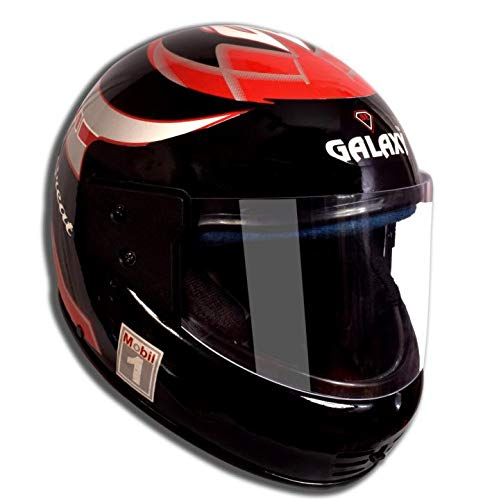 Motofly Galaxy Great Strong Full Face ISI APPROVED Motorbike Helmet