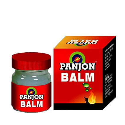 Panjon Balm Extra Strong (Pack of 6), 8 ml