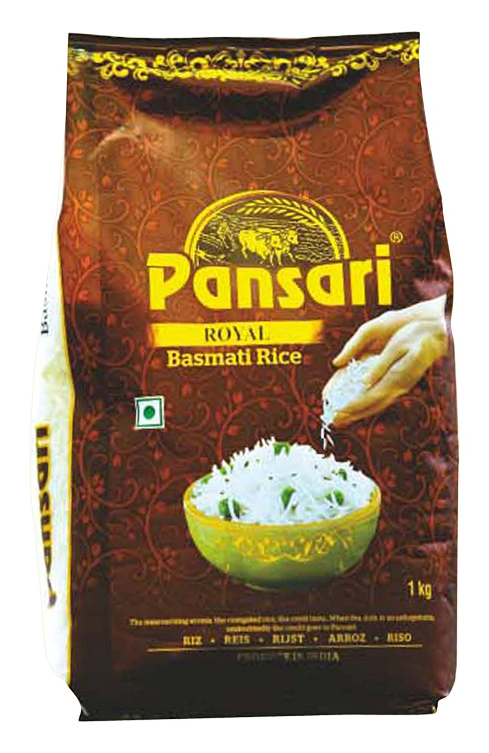 Pansari Royal Basmati Rice, 1kg
