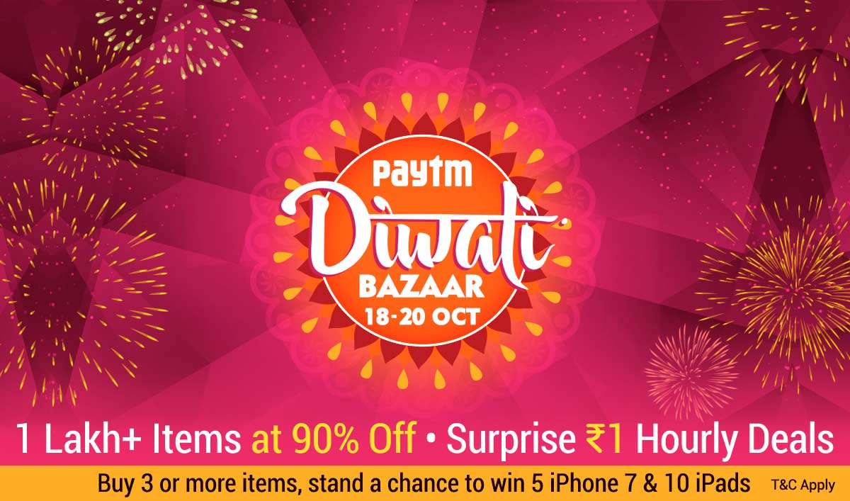 Hot deals bazaar paytm