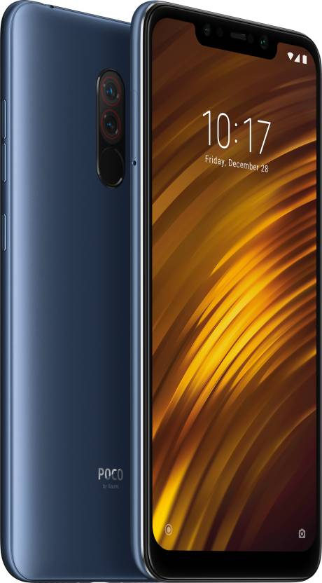 POCO F1 by Xiaomi Armoured Edition, 256 GB 8 GB RAM