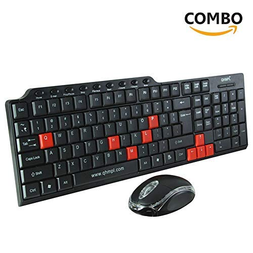 Quantum QHM8810 Keyboard with Mouse