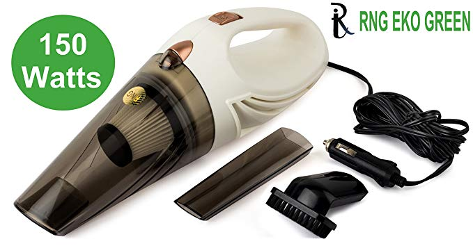 RNG Eko Green RNG-2001 Car Handheld Vacuum Cleaner