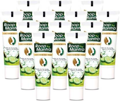 Roop Mantra Face Wash 20ml Each Pack of 12