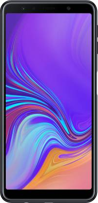 Samsung Galaxy A7 Triple camera 24+5+8MP  24MP front camera 6GB RAM and 128GB Storage