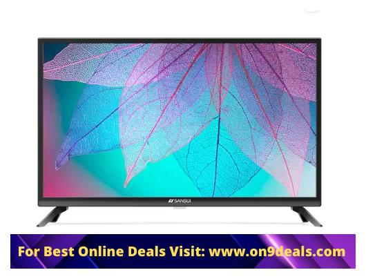 Sansui Pro View 80cm (32 inch) HD Ready LED TV 2019 Edition with WCG