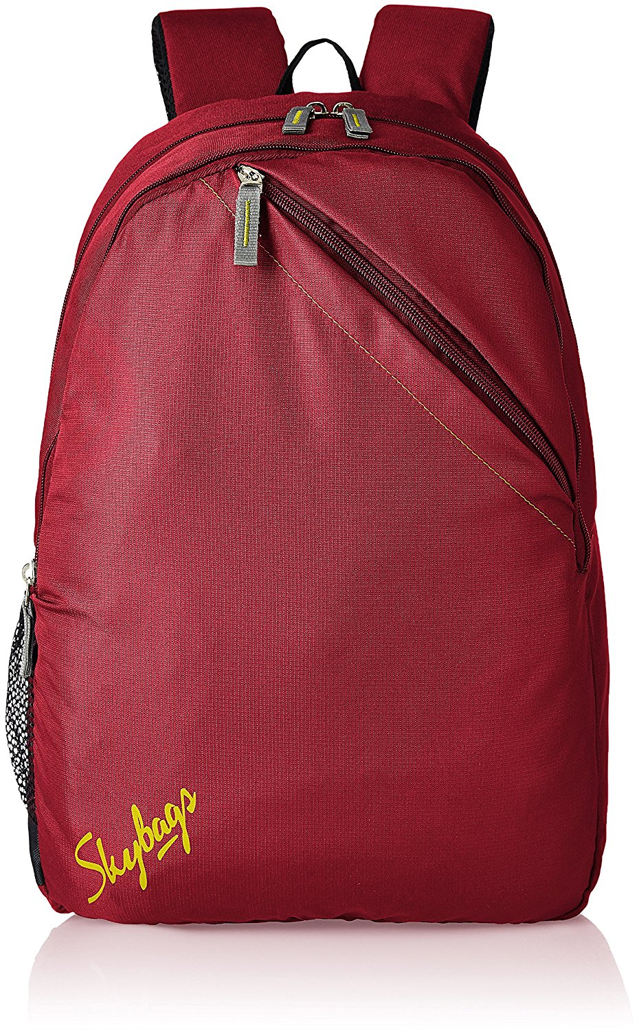 Skybags Brat 21 Ltrs Red Casual Backpack