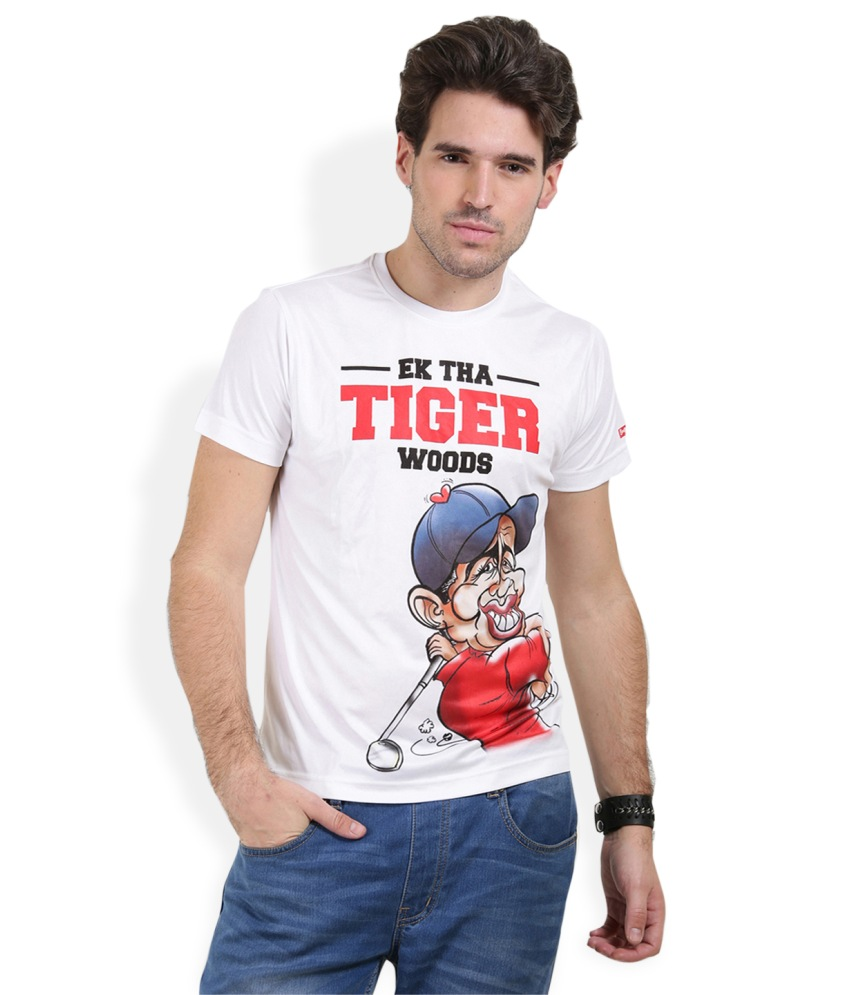 Snapdeal - T-shirts Upto 80% Discount