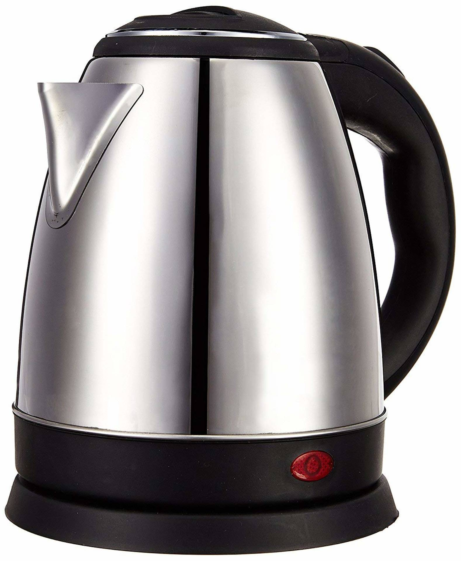 Snowbird Stainless Steel 1500W Maxx Series 1.8 L Electric Kettle @ Rs.250 After 95% Cashback