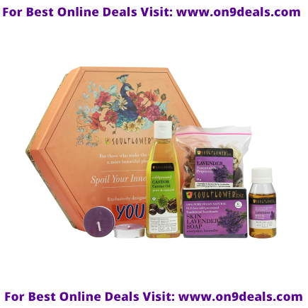 Soulflower For You Giftset, Multicolor, 670 g