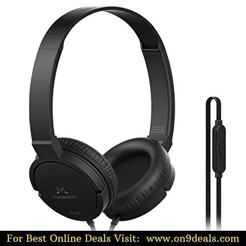 SoundMagic P10S Headphones with Mic