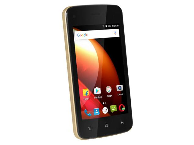 Swipe Konnect Star (4G VOLTE,1GB+ 16GB, Gold Color, with 12 Regional Languages)