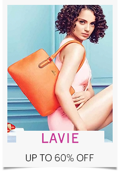 Tatacliq - Lavie Bags Upto 60% Discount
