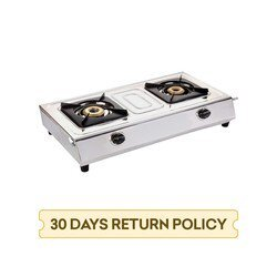 Triones TLS-001 Stainless Steel 2 Gas Stove