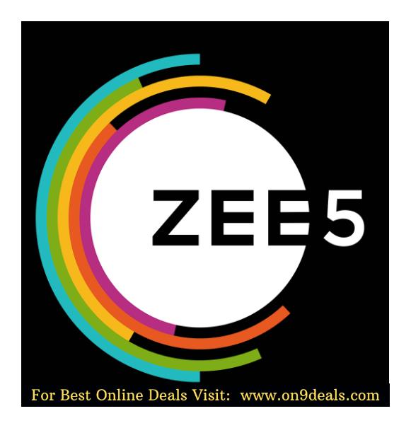 Free 5 Month ZEE 5 Subscription Worth Rs. 500 On 1st ICICI Net Banking Purchase