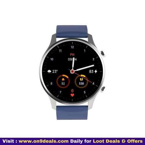 "Mi Watch Revolve 1.39"" Amoled Full Touch Premium Metallic Dial 24x7 Heart Rate Monitoring"
