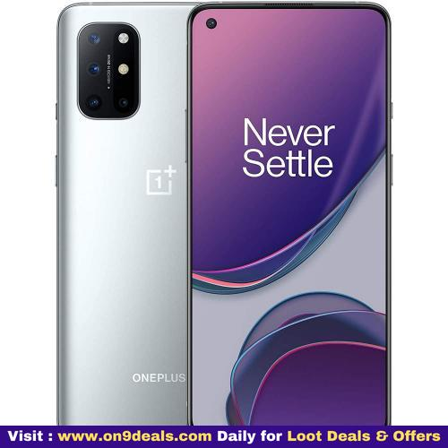 OnePlus 8T 8GB RAM 128GB Storage @ Rs. 35999 | 8GB RAM 256GB Storage for Rs.38999
