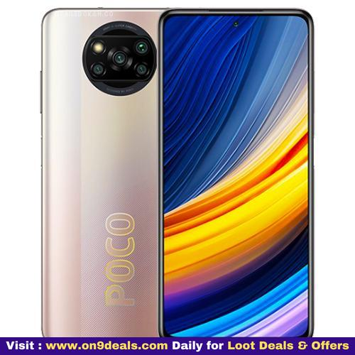 POCO X3 Pro 128GB Storage 6GB RAM @ Rs.18,999 | 128GB Storage 8GB RAM @ Rs.20,999