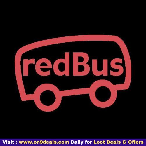 Redbus - Get Upto Rs.300 Cashback Using Amazon Pay Wallet