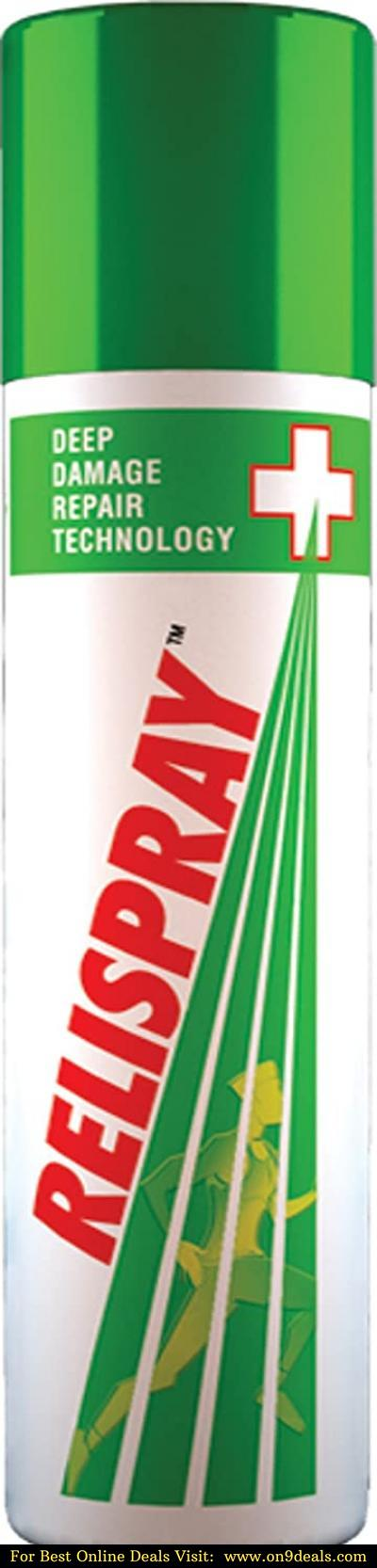 Relispray Pain Relief Spray 49 g