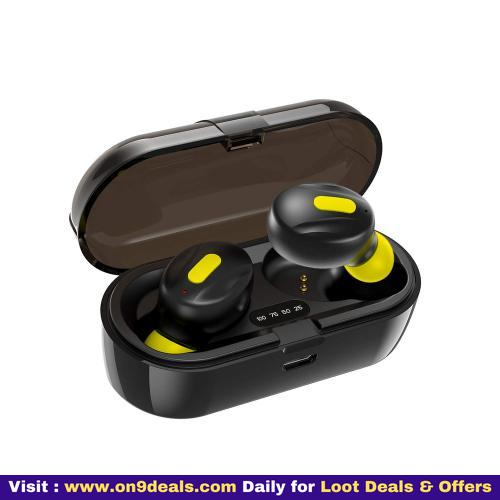 WeCool Moonwalk Mini TWS True Wireless Bluetooth Earbuds with Magnetic Charging Case