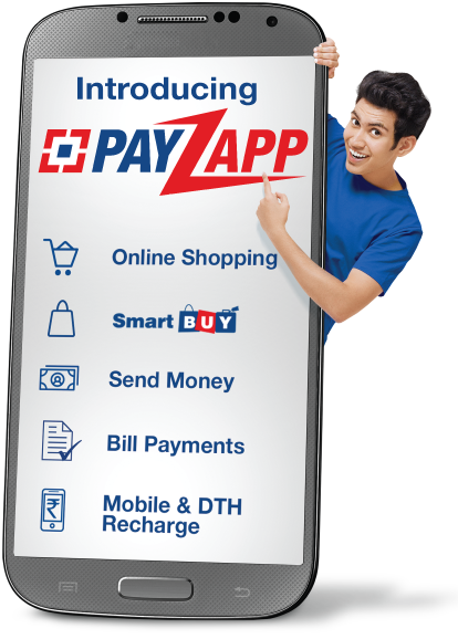 Payzapp - Flat Rs.25 Cashback on Recharge of Rs.100